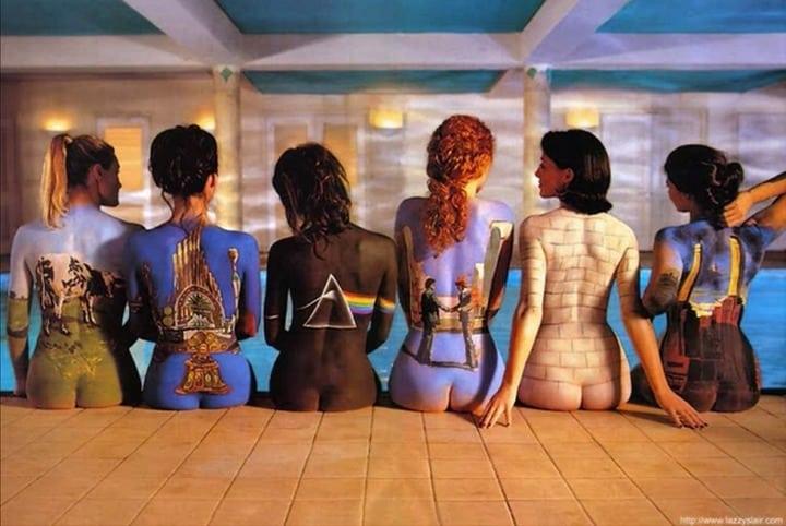 Chronological Playlist of Pink Floyd