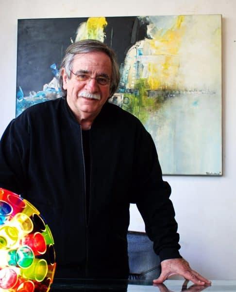 Álvaro Lobato de Faria - O homem, o patrono, o galerista Artes & contextos Entrevista 3