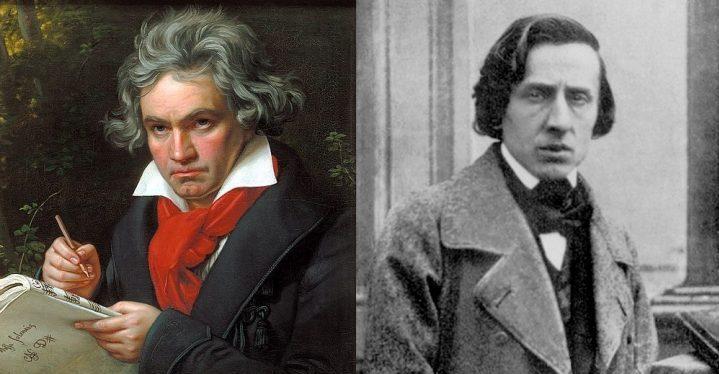 Beethoven vs Chopin
