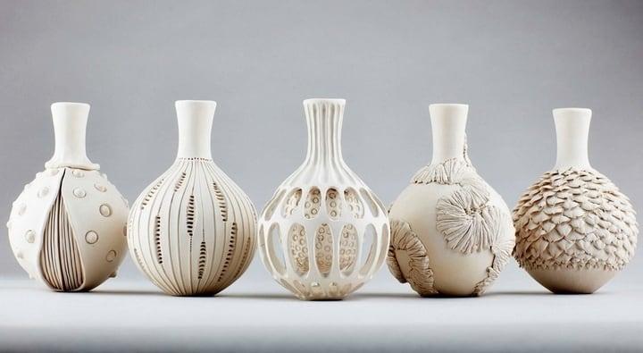 Ceramist Anna Whitehouse