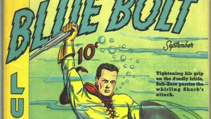 Golden Age Comics