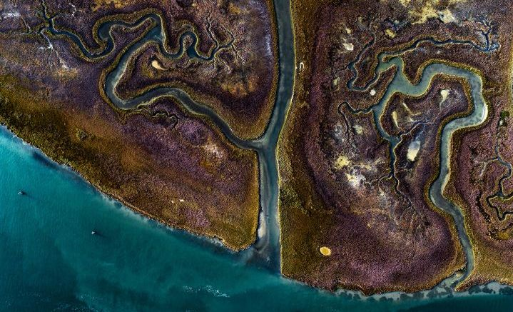 Abstract Aerial Photographs