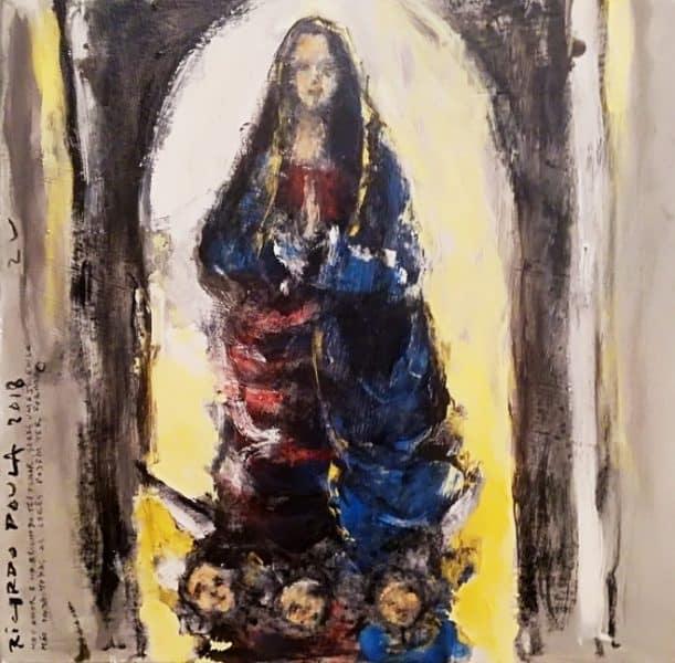 """Ricardo Paula """"E se um gesto contivesse a alma toda…"""" no MAC Artes & contextos Ricardo Paula 23"""