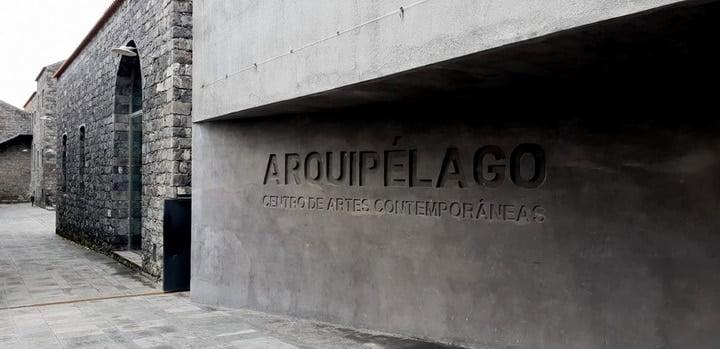 Um olhar insular - Arquipélago - Centro de Artes Contemporâneas Ribeira Grande
