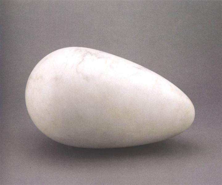 Escultura para os Cegos, Mármore, 17x29x18,1 cm, 1916