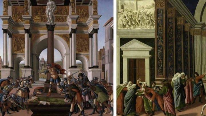 Las heroínas de Sandro Botticelli