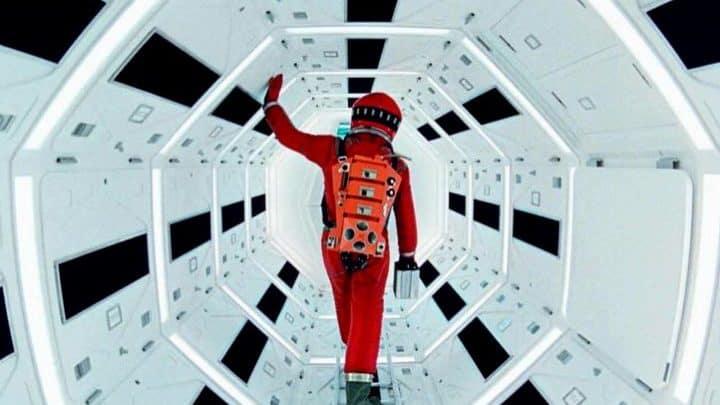 Stanley Kubrick 2001 Odisseia no Espaço