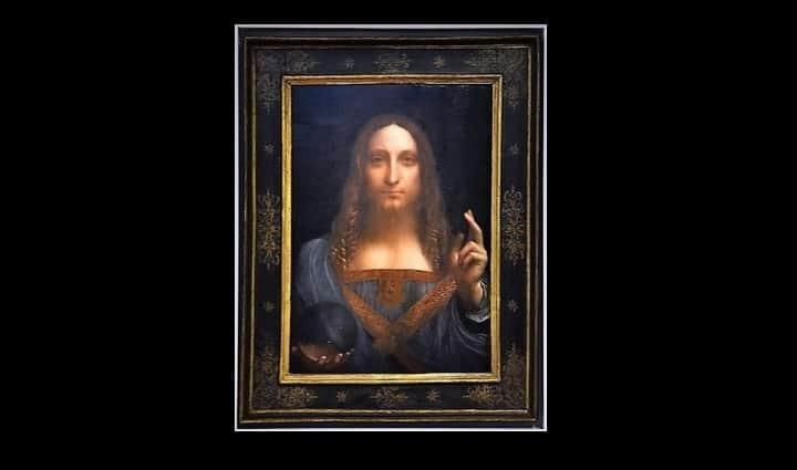 Leonardo da Vincis Salvator Mundi