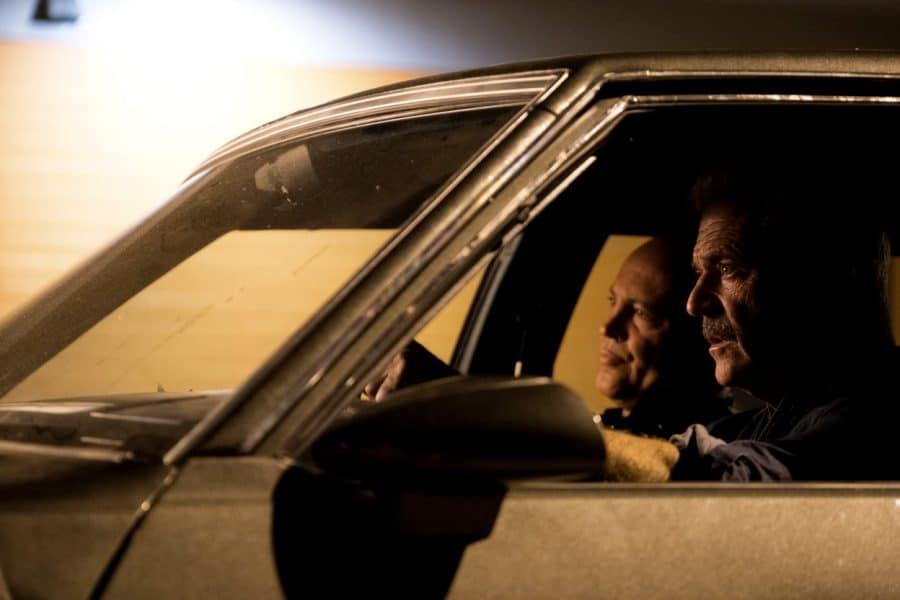 Na Sombra da Lei Mel Gibson e Vince Vaughn