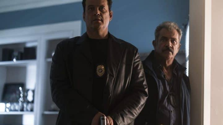 Na Sombra da Lei (Dragged Across the Concrete) Artes & contextos Na Sombra da Lei Mel Gibson e Vince Vaughn ii