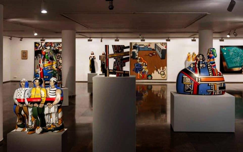 La huella de Fernand Léger