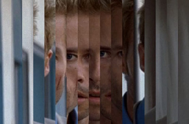 Memento Screenplay Structures