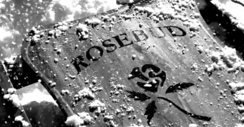Rosebud Screenplay Structures