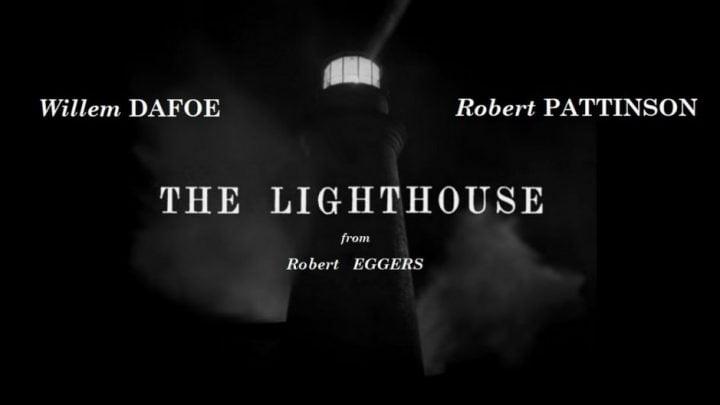 The Lighthouse Cartaz Artes & contextos