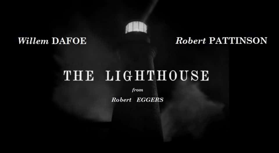 The Lighthouse Cartaz Artes & contextos