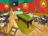 10 Referências a Beethoven na Cultura Popular Artes & contextos Van Gogh. Le café de nuit en Arles. 1888. 70x89cm. Reto Pedrini