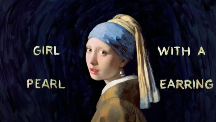 A Rapariga com Brinco de Pérola de Vermeer