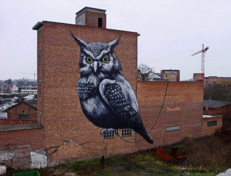ROA Hasselt, Bélgica (2012)