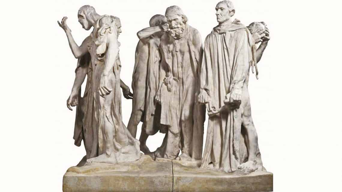 Rodin - Giacometti