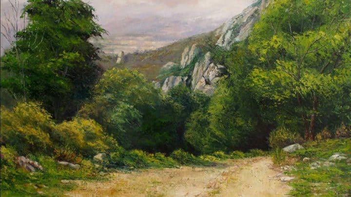 María Pilar Anarte, Paisagens de uma vida Artes & contextos maria pilar anarte paisajes de una vida