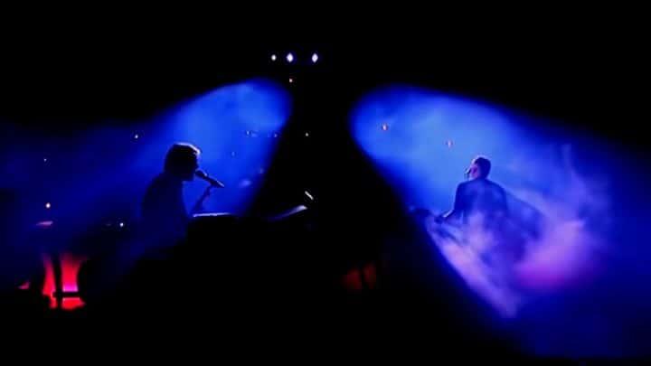 Echoes David Gilmour and Richar Wright - Artes & contextos