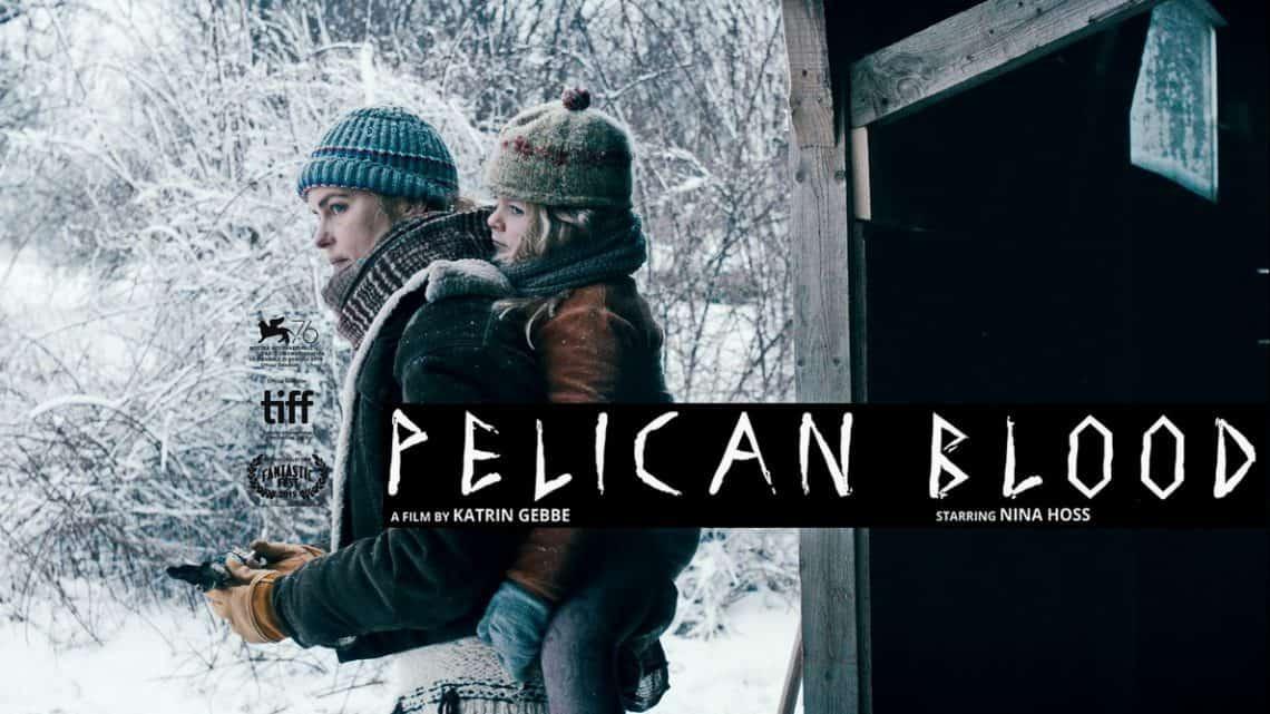 Pelican Blood - Cartaz Artes & contextos