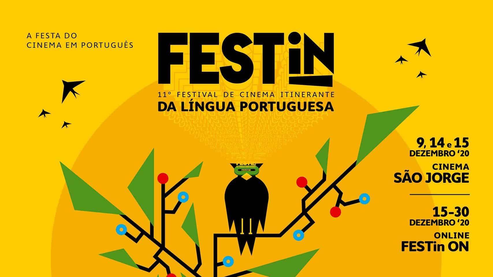 11º Festival de Cinema Itinerante da Língua Portuguesa Artes & contextos festin da lingua portuguesa