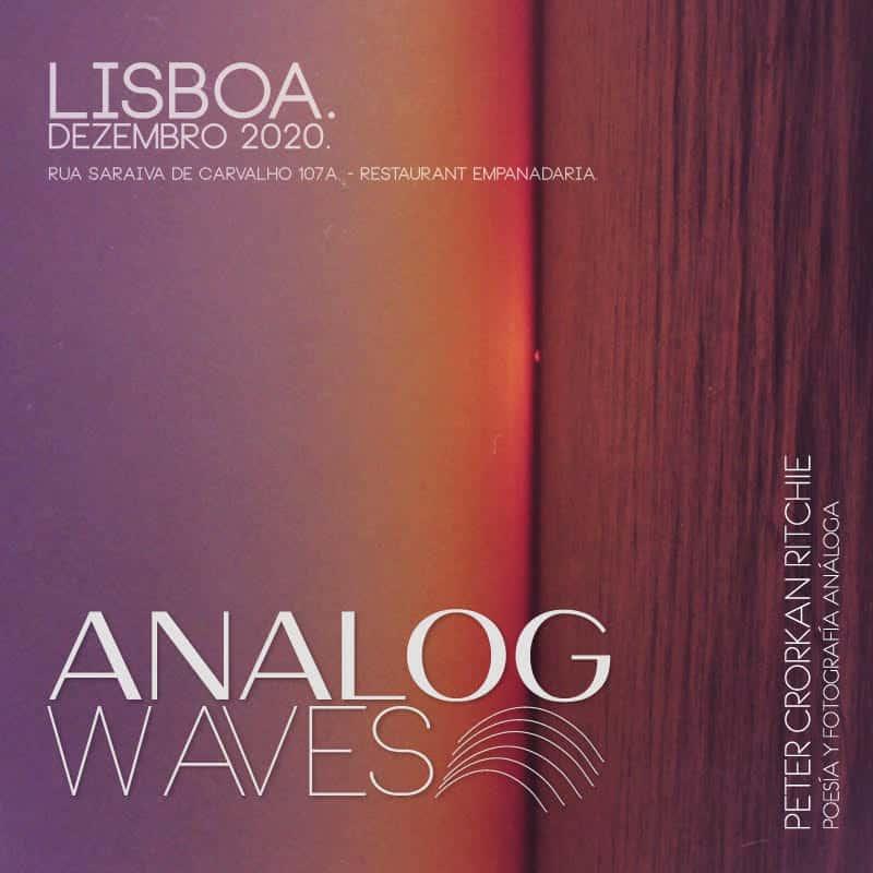 Analog Waves Artes & contextos Expo Fotografia