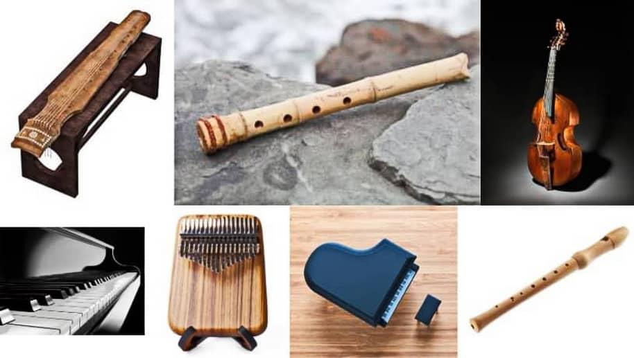 Instrumentos Calmos