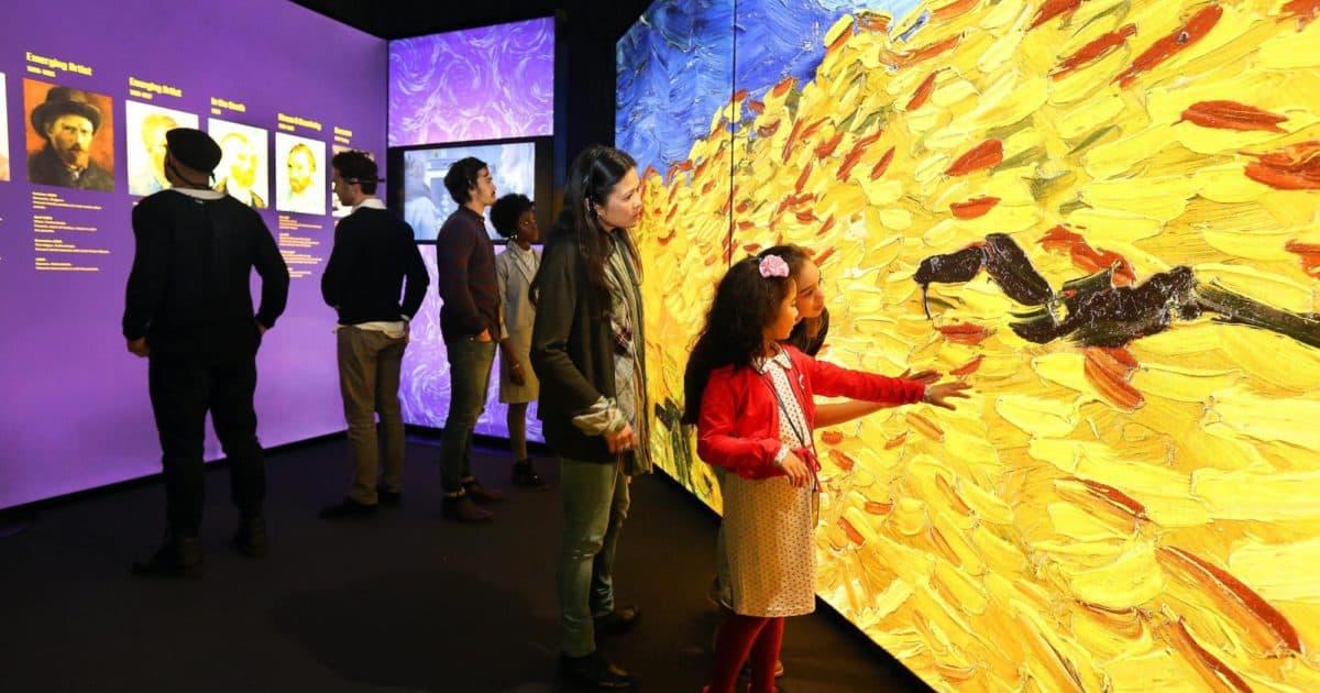 Meet Vincent van Gogh Artes & contextos meetvincent vangog portugal 5