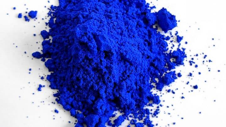 O Azul YInMn, o primeiro tom de azul descoberto desde há 200 anos Artes & contextos yinmn blue the first shade of blue discovered in 200 years is now available for artists