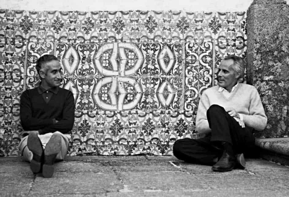 Cesariny e Cruzeiro Seixas