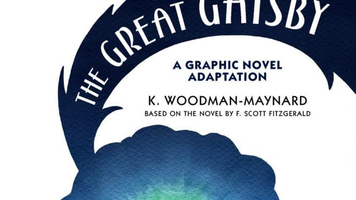 O Grande Gatsby passou a domínio público Artes & contextos Cover The Great Gatsby A Graphic Novel Adaptation 1090x153336 1