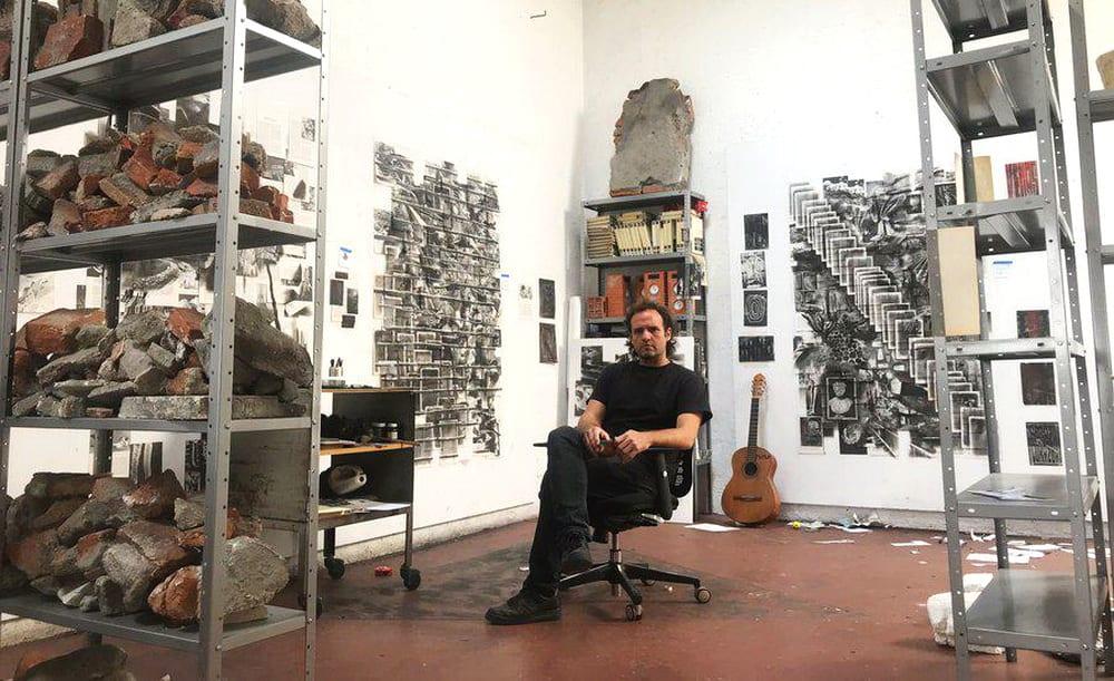 Mauro Giaconi - Why I Draw
