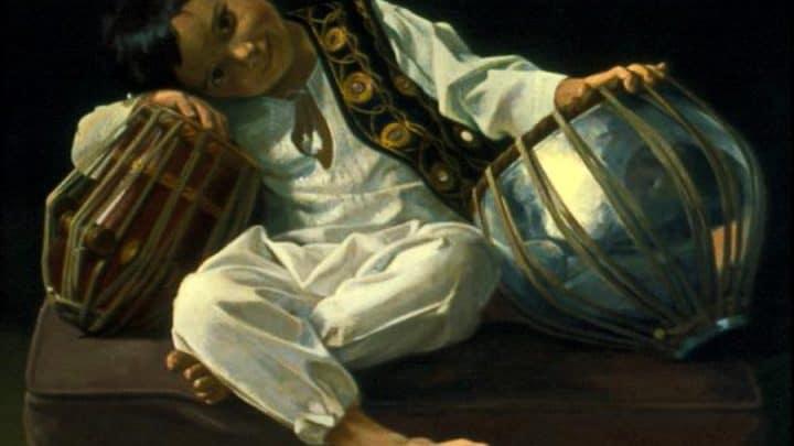 Incríveis pinturas figurativas de Thomas S. Buechner Artes & contextos Thomas S. Buechner FI