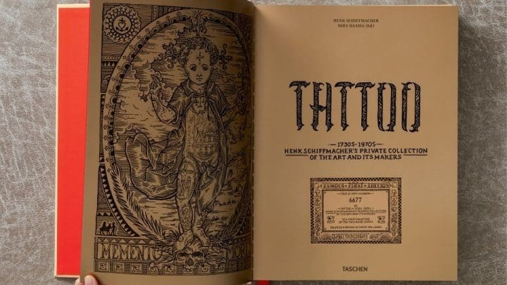 A História da Tatuagem (1730-1970) Documentada por Henk Schiffmacher Artes & contextos the history of tattoos gets beautifully documented in a new book by legendary tattoo artist henk schiffmacher 1730 1970