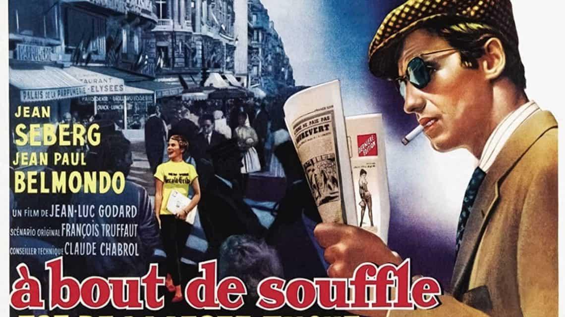 O Acossado de Jean-Luc Godard: Como a II Guerra Mundial Ajudou a Criar a Nouvelle Vague Artes & contextos Jean Luc Godards Breathless FI