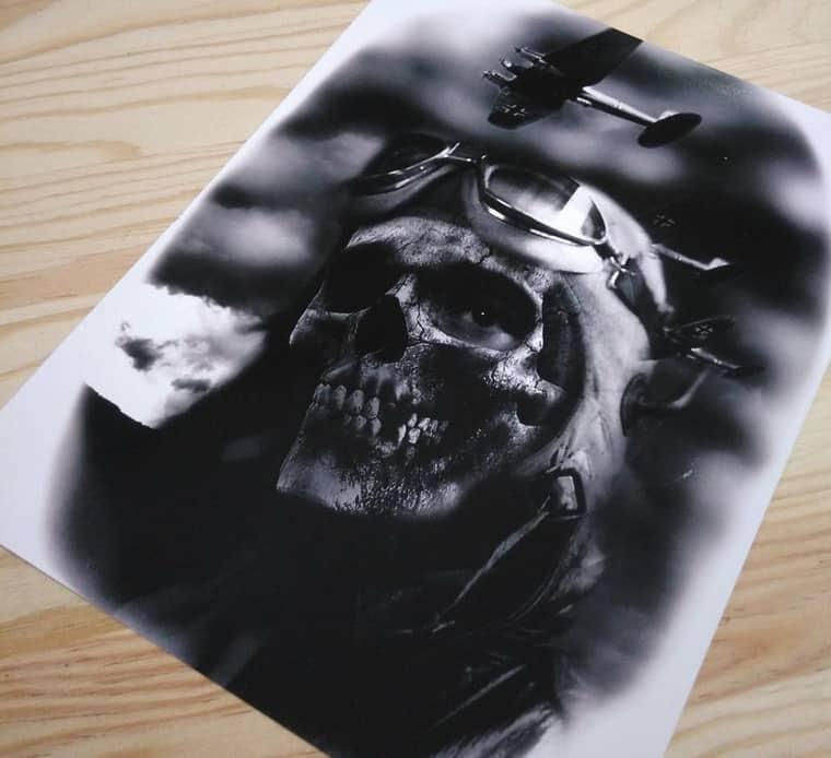 Conversa com Sérgio Santos Artes & contextos Tatuagem de Sergio Santos iv