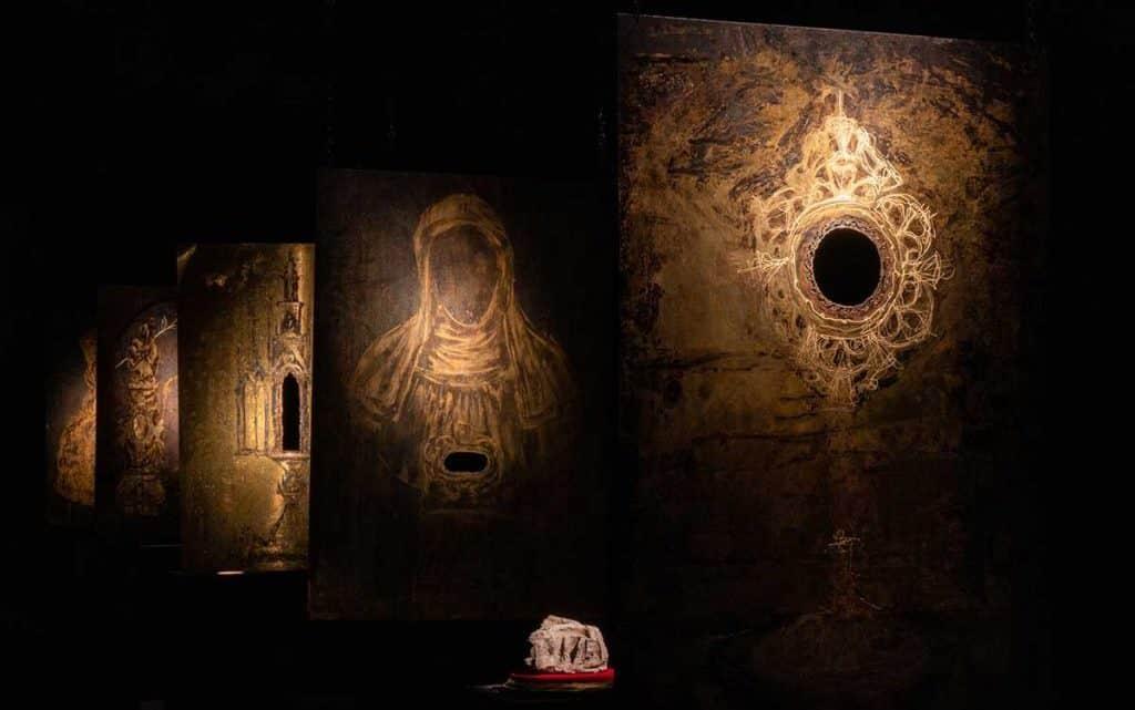 A experiência imersiva de Borondo sobre o património artístico Artes & contextos a experiencia imersiva de borondo sobre o patrimonio artistico