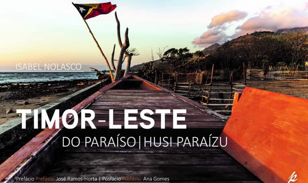 Isabel Nolasco, a mulher por detrás da lente fotográfica Artes & contextos Manobra Isabel Nolasco Timor Leste do Paraiso Husi Paraizu 1