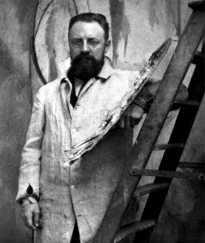 Henri Matisse, 1913 (Imagem: Wikipedia)