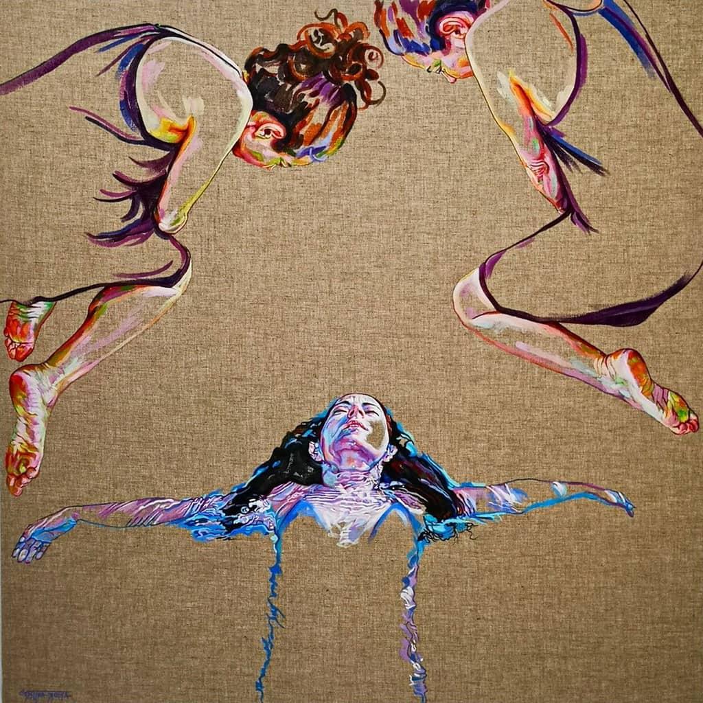 """Cristina Troufa Expõe """"FORTE"""" Artes & contextos A Cura Cristina Troufa 1"""