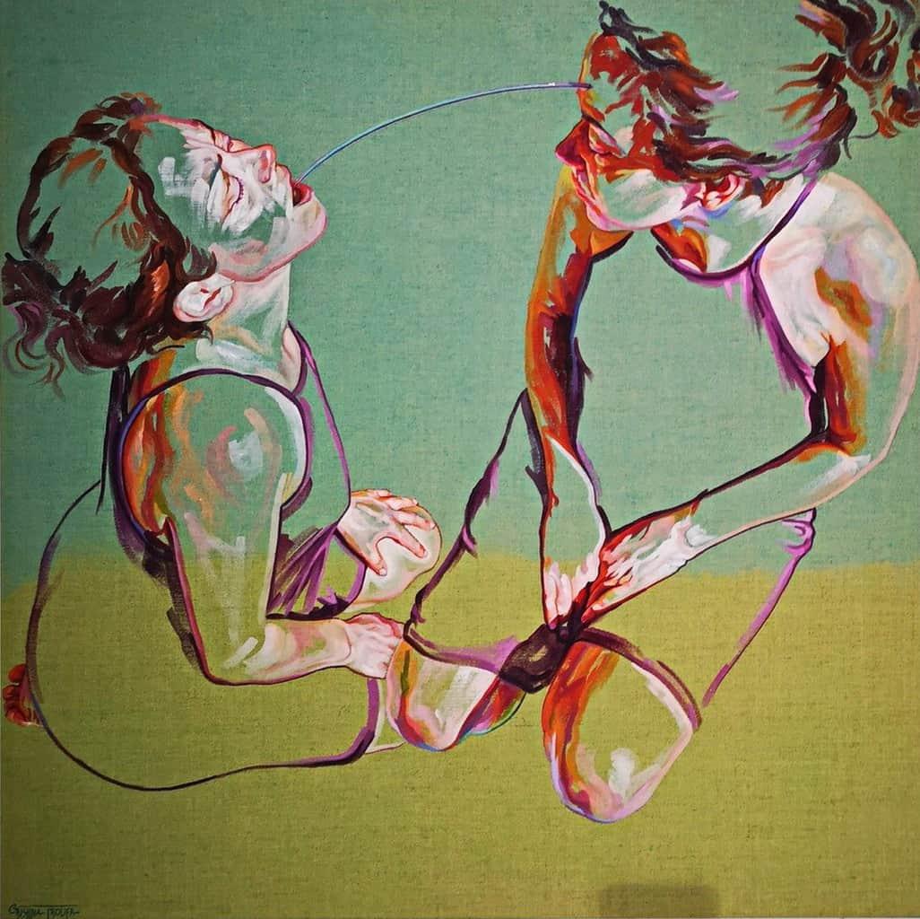 "Cristina Troufa Expõe ""FORTE"" Artes & contextos Intuicao Cristina Troufa 1"