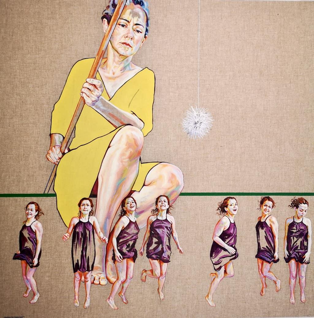"""Cristina Troufa Expõe """"FORTE"""" Artes & contextos Make a Wish Cristina Troufa 1"""