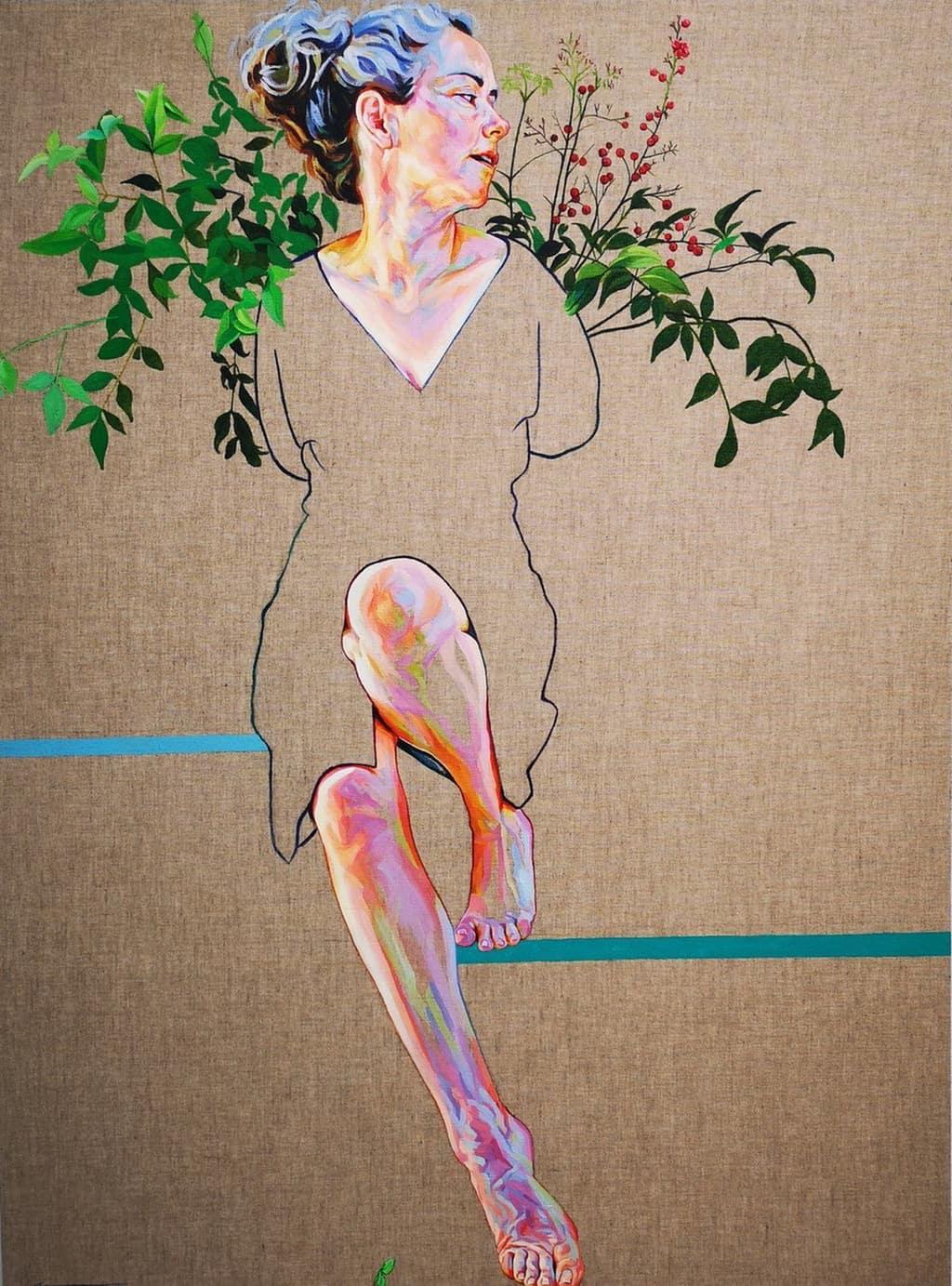 """Cristina Troufa Expõe """"FORTE"""" Artes & contextos Wings Cristina Troufa 1"""